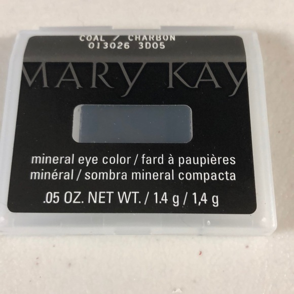 Mary Kay Other - Mary Kay Mineral Eye Color Coal
